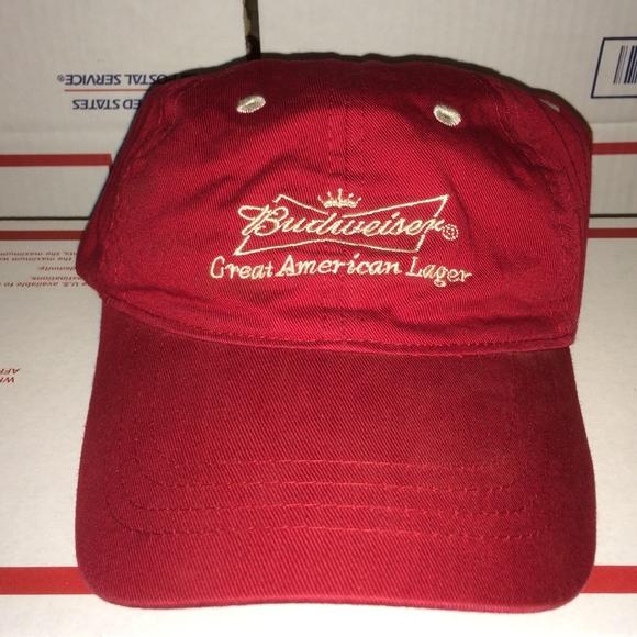 deb1766f663e1 Budweiser Other - Budweiser Vintage 2000s Bud Light BEER Hat Lager !